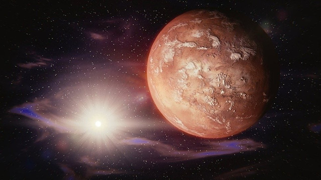 NASA, Mars'ta kaydedilen o sesi duyurdu