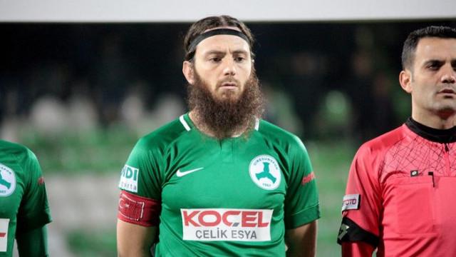 Giresunspor Aykut Demir'i kadro dışı bıraktığını açıkladı