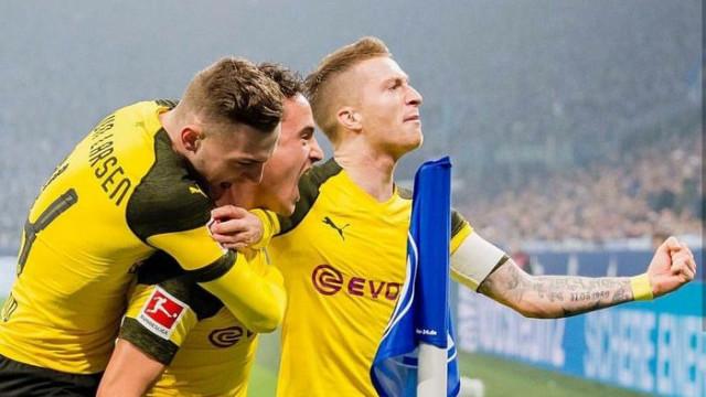 Schalke 1 - 2 Borussia Dortmund