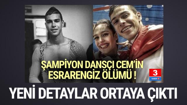 Şampiyon dansçı Cem Demir'in feci sonu