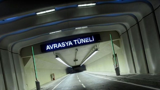 Avrasya Tüneli zammına indirim geldi
