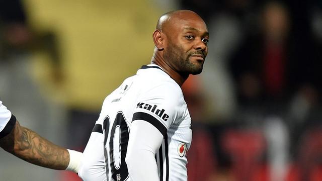 Vagner Love Beşiktaş'ta siftah yaptı !