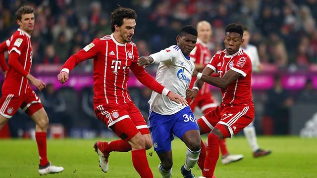 Bayern Münih evinde kazanmayı sürdürüyor