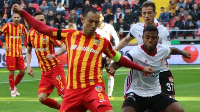 Robinho Sivasspor'a yetmedi ! Kayseri'de kardeş payı...
