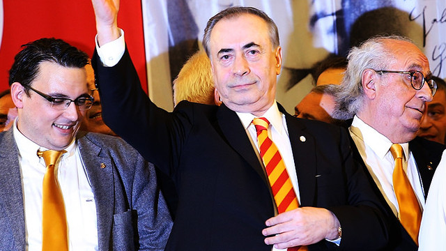 Mustafa Cengiz UEFA'ya gidiyor !