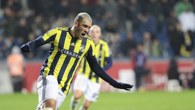 Başakşehir - Fenerbahçe: 0-2