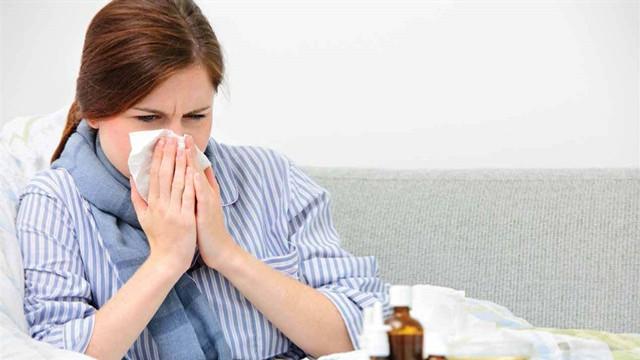 Grip kabusu tarih oluyor ! Sadece 1 gün sürecek...