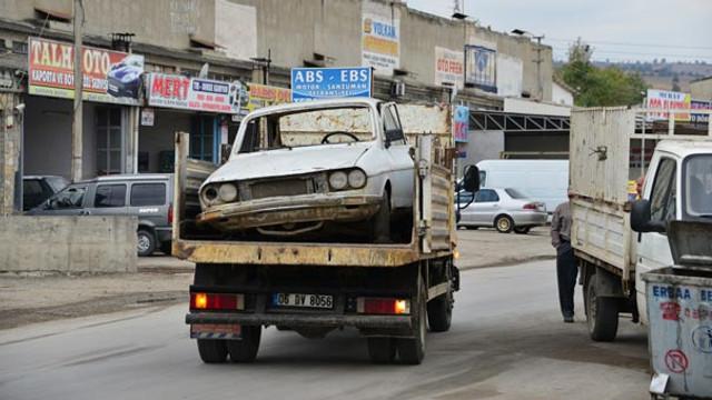 Hurda araç indirimi için hurda araç satın alanlara kötü haber !