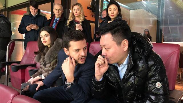 Milan'ın İcra Kurulu Başkanı Galatasaray maçında