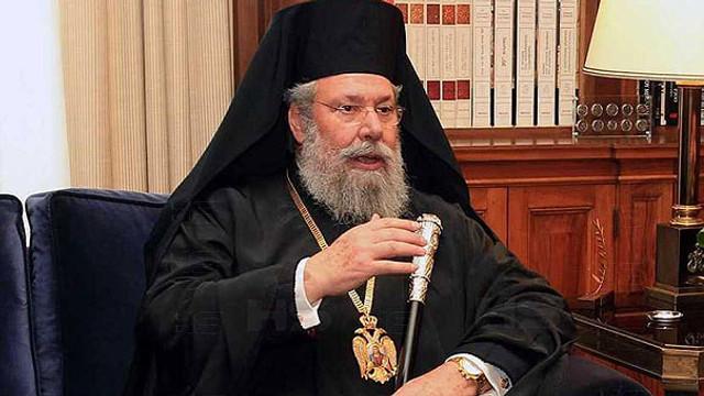 Rum Başpiskopos'tan ABD ve AB'ye ''Türkiye'' çağrısı