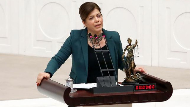 HDP'li milletvekilinin 25 yıl hapsi istendi