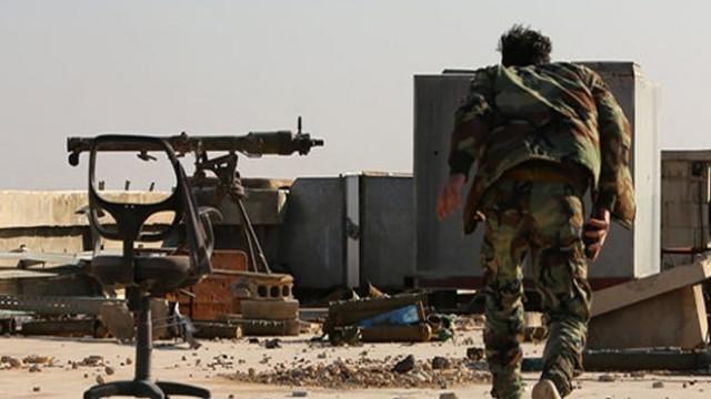 Suriye'de 400 DEAŞ'lı esir alındı