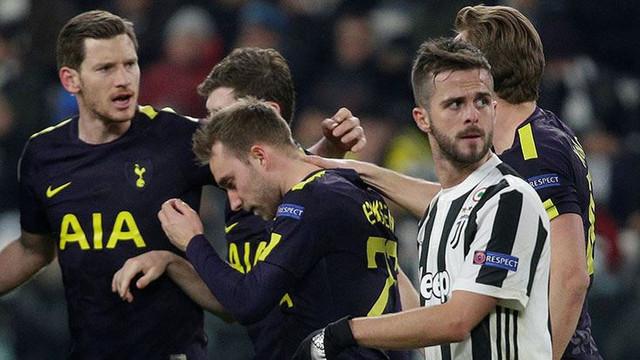 Juventus - Tottenham: 2-2