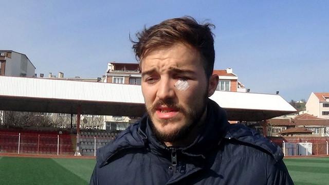 Taraftarların saldırdığı futbolcu o anları anlattı