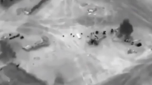 Suriye'de flaş gelişme: ''ABD 40 Rus askerini öldürdü''