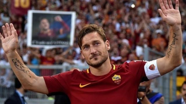 Totti: Roma'ya başka Totti gelmez !