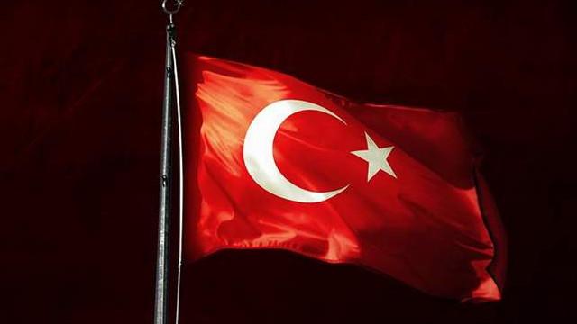 Türk Bayrağı'nın rengi siyah olarak değiştirilsin teklifi