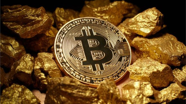 Bitcoin toparlıyor !