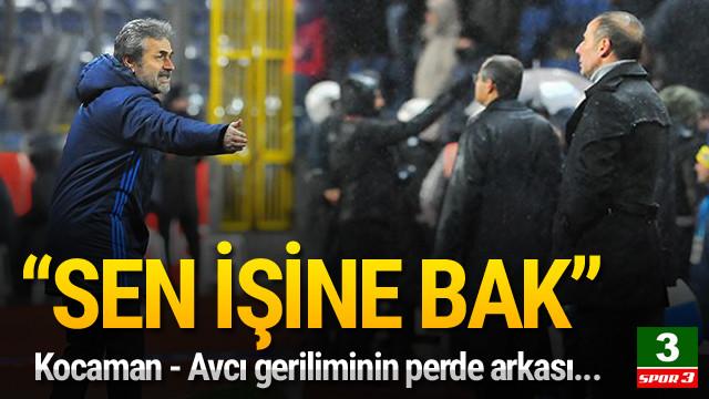 Aykut Kocaman -  Abdullah Avcı krizinde şok detay !