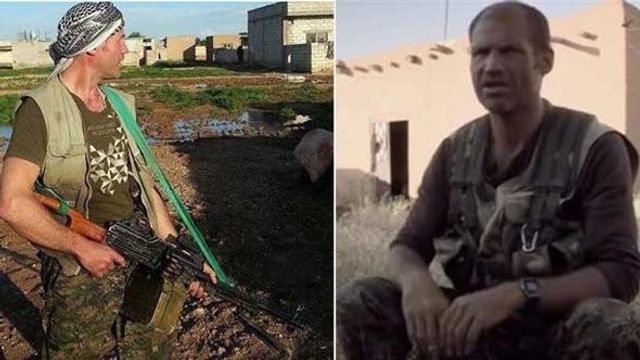 Bir ilk ! İngiliz YPG'li hakim karşısında