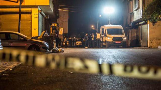 Adana silahlar susmuyor ! Tüfekler, kar maskeleri...