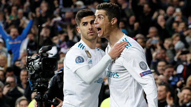 Real Madrid - PSG: 3-1