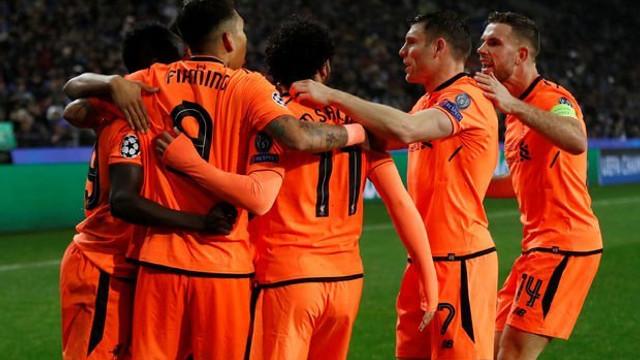 Liverpool Porto'yu dağıttı !