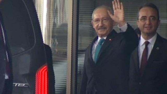 CHP lideri Kılıçdaroğlu taburcu oldu