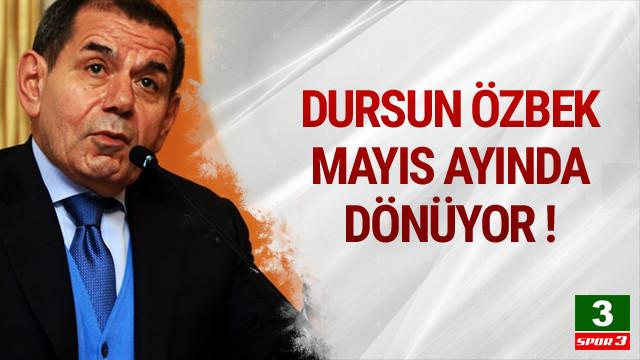 Dursun Özbek yeniden aday oluyor !