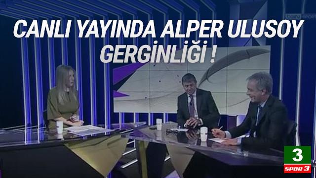 beIN Sports'ta Alper Ulusoy isyanı!