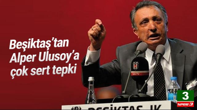 Ahmet Nur Çebi'den Alper Ulusoy'a çok sert tepki