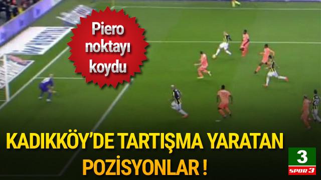 Kadıköy'de tartışma yaratan pozisyonlar !