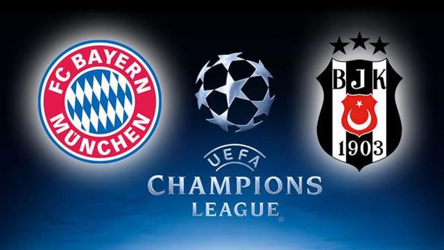 Bayern Münih - Beşiktaş maçının hakemi belli oldu !