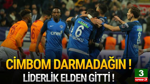 Galatasaray'da deplasman kabusu sürüyor !