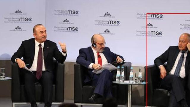 Bakan Çavuşoğlu'ndan Afrin tepkisi: Sizin sisteminiz işte bu