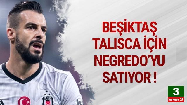 Beşiktaş Negredo'yu satıyor !