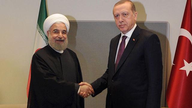 İran'dan Ruhani-Erdoğan görüşmesi için açıklama geldi