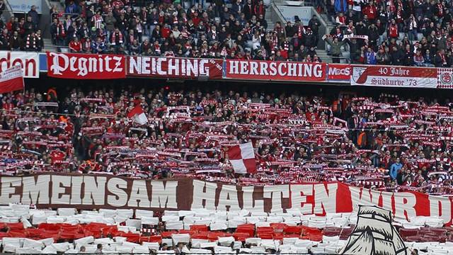Bundesliga'da pazartesi protestosu !