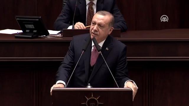 Erdoğan'dan cinsel istismar açıklaması