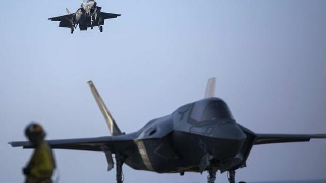 Japonların F-35 filosuna 20 tane daha ekleniyor !