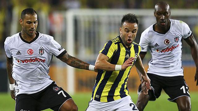 Beşiktaş - Fenerbahçe maçının hakemi belli oldu !
