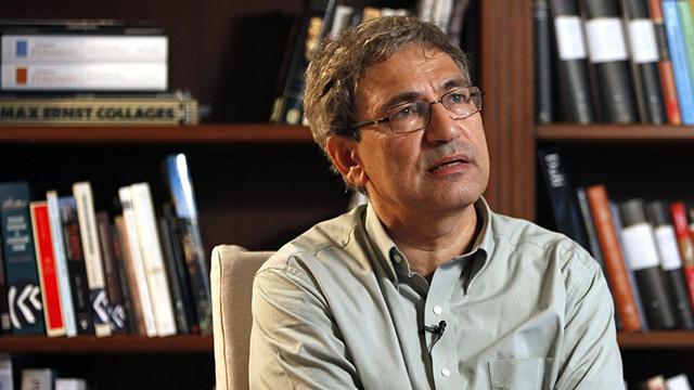 Orhan Pamuk: ''Altan kardeşler ve Ilıcak'a verilen ceza acımasız''