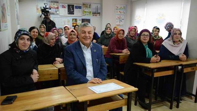 Toplumu eğitimli kadınlar geliştirecek