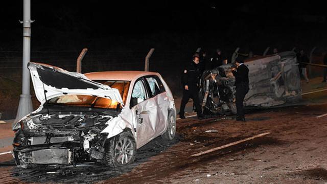 16 yaşındaki ehliyetsiz sürücü kurbanı oldu