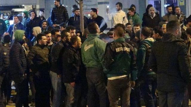 5-0'lık mağlubiyet sonrası Bursa'da ortalık karıştı
