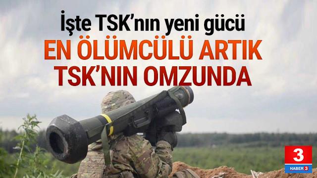 Türkiye, Javelin anti-tank füzesini satın aldı