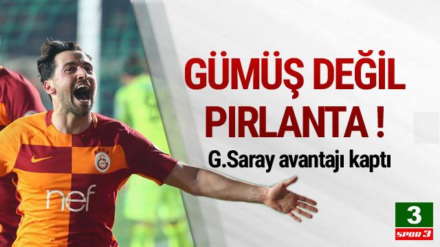 Akhisarspor - Galatasaray: 1-2