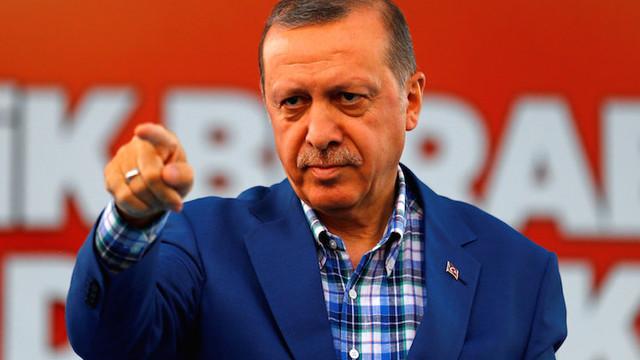 Erdoğan'dan CHP'li Mahmut Tanal'a suç duyurusu