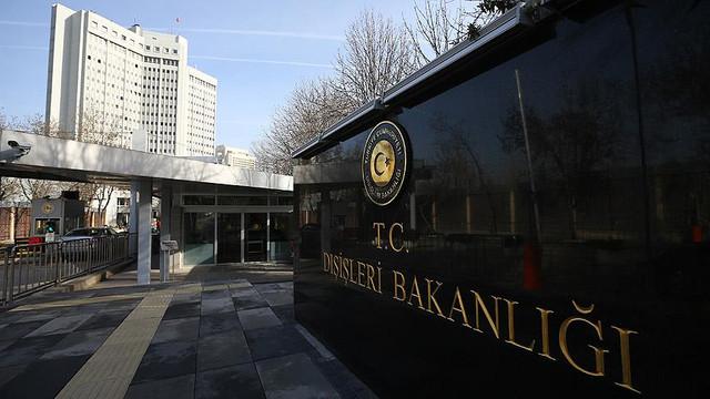 Türkiye'den ABD'ye çok sert cevap