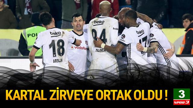 Beşiktaş 1 attı 3 aldı